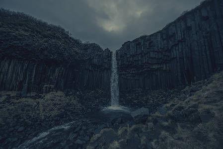 TRISTE OU MAGNIFIQUE - Iceland on Behance