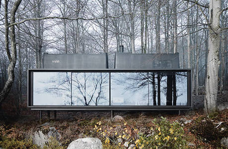 Vipp's Plug and Play Getaway Shelter on Behance