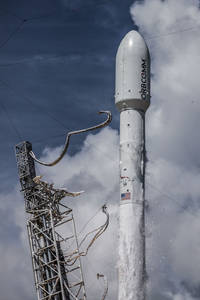 Orbcomm Launch Logo Close 0 | SpaceX