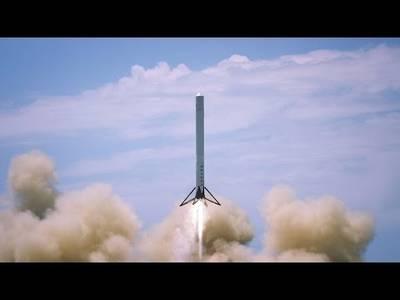 F9R Flight Test | 1,000m - YouTube