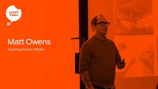 Lunch Talks at Hyperakt - Matt Owens on Vimeo