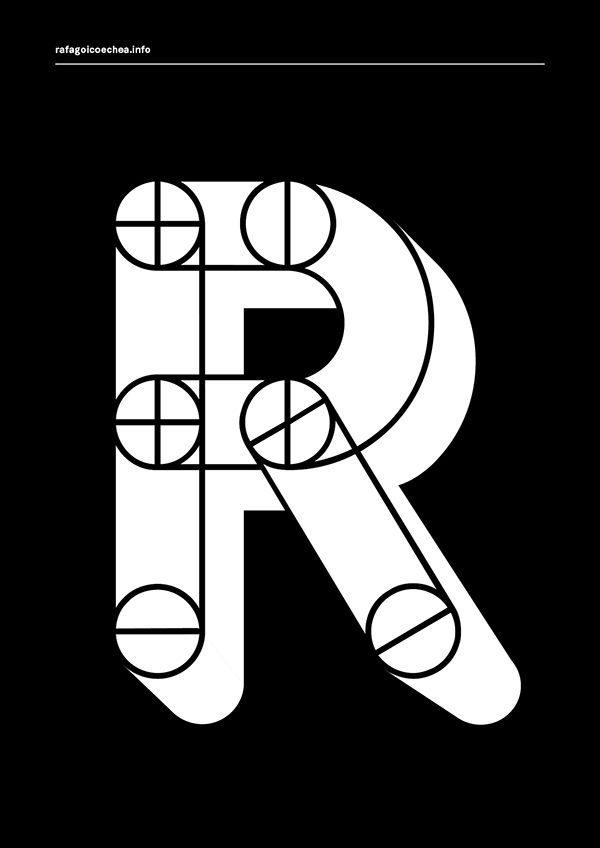 Rotula Display on Typography Served