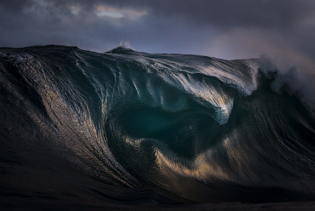 Smithsonian Magazine — Photo of the Day: Wave Break Photo by Ray Collins...