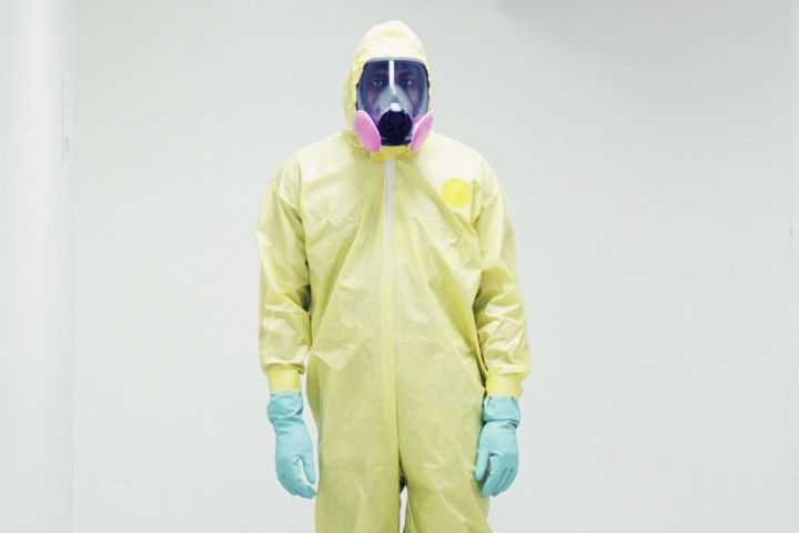 Hazmat maker stocks skyrocket over Ebola fears | New York Post