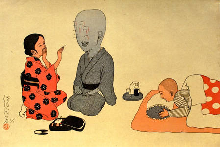 Toshio Saeki - Japan's master of Erotic Illustration | KALTBLUT Magazine