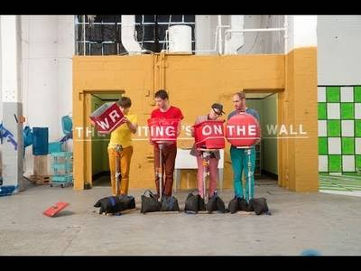 OK Go - The Writing's On the Wall - Official Video - YouTube