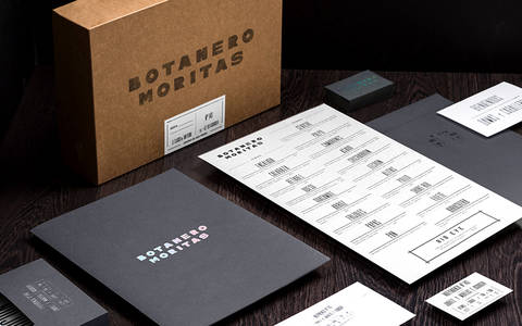 Botanero Moritas on Behance