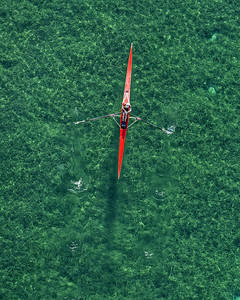 Aerials Rowing on Behance