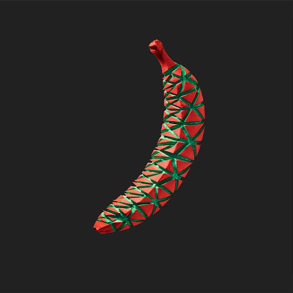Les bananes acidulées de Dan Cretu - Beware Magazine