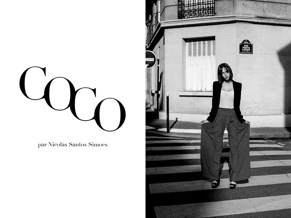 Editorial #4 : Coco par Nicolas Santos Simoes - Beware Magazine