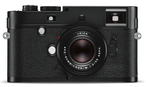 Leica M Monochrom (Type 246): A Faster Processor, HD Video, and Live View