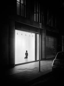 Les ombres urbaines de Rupert Vandervell - Beware Magazine