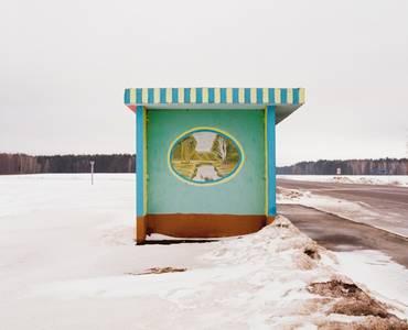 La poésie des arrêts de bus révélée par Alexandra Soldatova - Beware Magazine