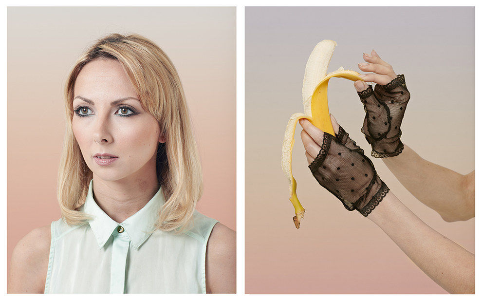 Hand Model Nina Taylor, by Oli Kellet and Alex Holder