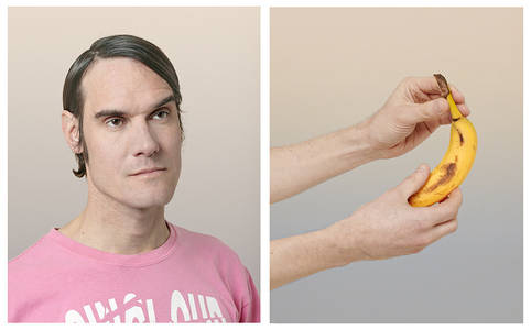10 Epic Headshots Reveal The Faces Behind The Hand Models