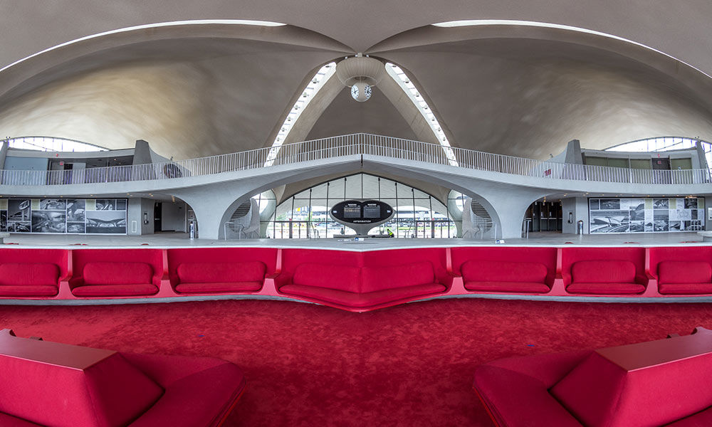Inside the Retro JFK Terminal That's Been Closed for 14 Years | Cool Material