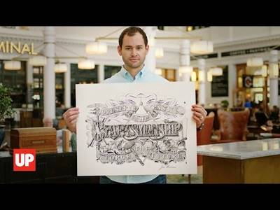 Master Penman Jake Weidmann | HUMAN - YouTube