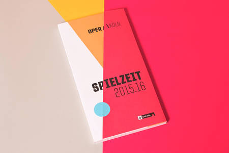 Oper Köln on Behance