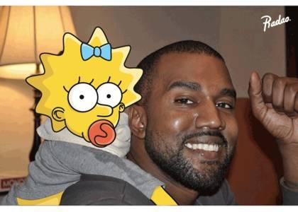 """North & Kanye. - Hello ! RADAOâ""""¢"""