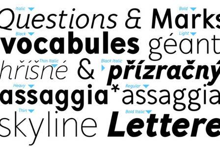 Mucho Sans - Desktop Font & WebFont - YouWorkForThem