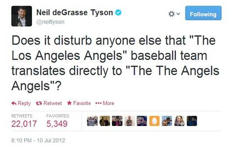 20 Times Neil deGrasse Tyson Blew Everyone's Mind On Twitter - Dorkly Post
