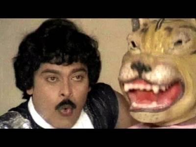 Adavi Donga Songs - Idhi Oka Nandanavanam - Chiranjeevi, Radha - YouTube