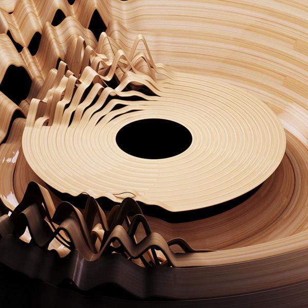Vinyl on Behance