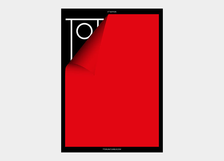 It's Nice That | Swiss designer Dennis Moya's pared-back and sleek poster work