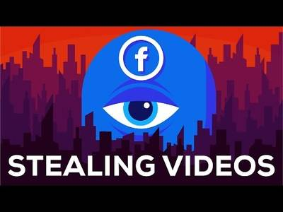 How Facebook is Stealing Billions of Views - YouTube