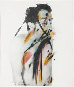 Arnulf Rainer - Face farces (Body Language)