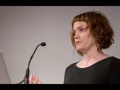 Here London 2015: Annie Atkins - YouTube