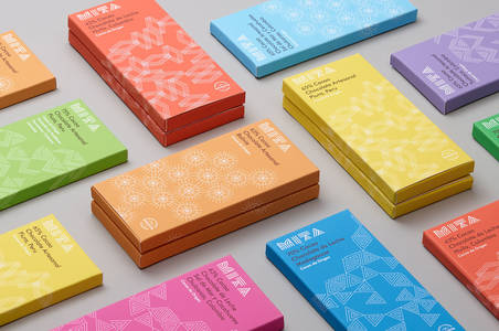 Mita Chocolate – Visual Identity System on Behance
