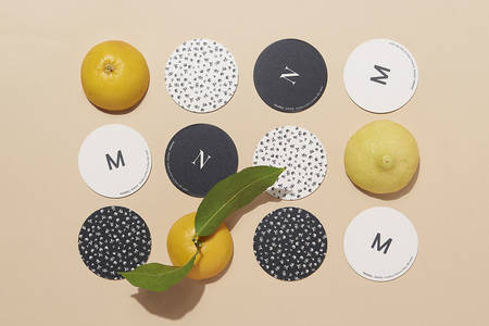 Manna-Noto – Bistrot Identity on Behance