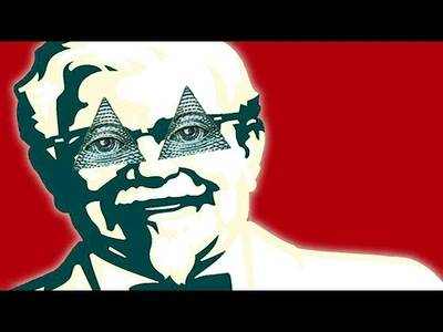 KFC is Illuminati - YouTube