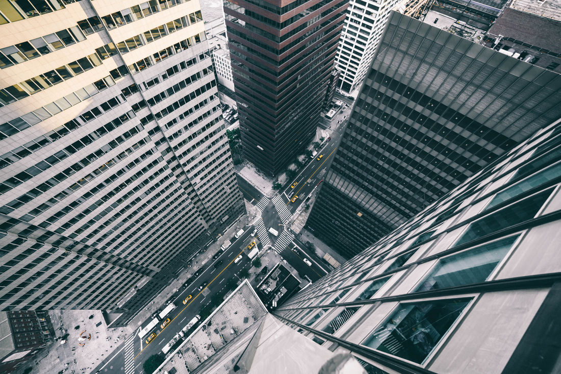 Downtown lookdown by Jayson Cunha - Photo 121705463 - 500px