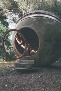 Exploring the Ruins of Rome's Casa Sperimentale – Fubiz Media