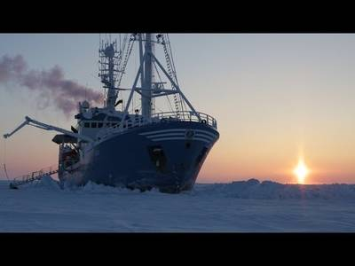 Drifting With the Ice: Life on an Arctic Expedition - YouTube