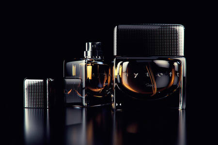 Perfume Product Visualization on Behance