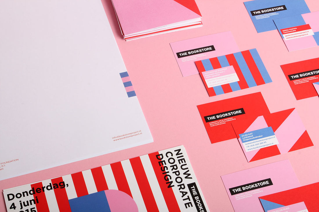 Bookstore Foundation on Behance