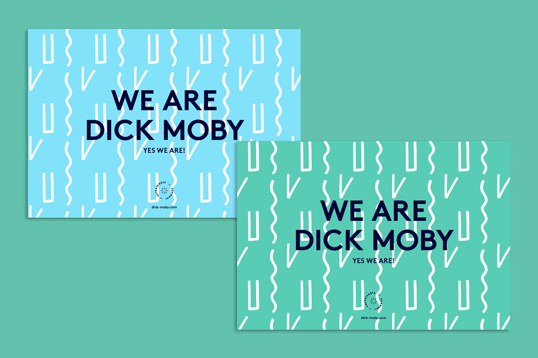 Dick Moby Identity on Behance