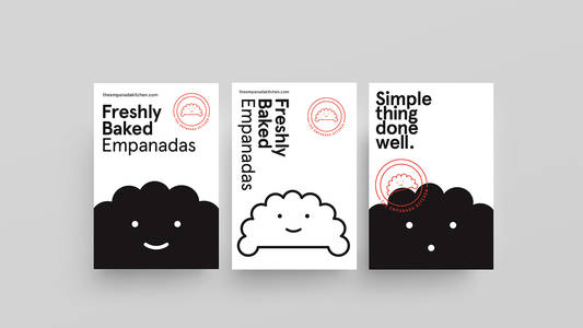 #theempanadakitchen on Behance