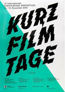 Typeverything.com  Kurz Film Tage poster... -