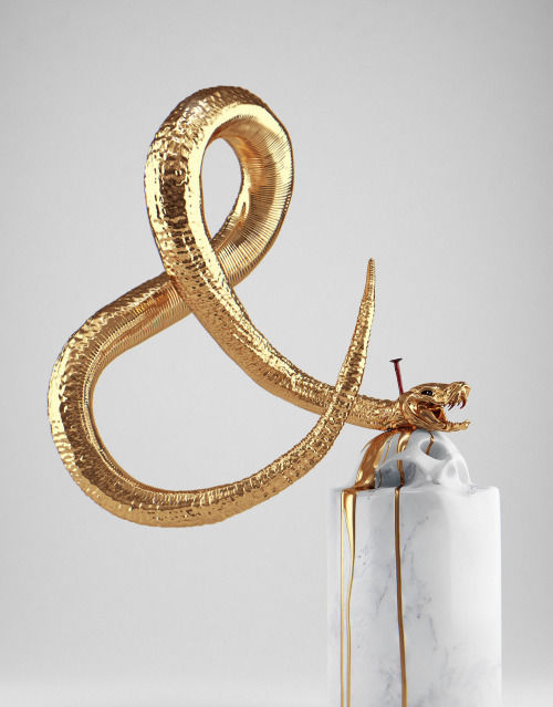 Typeverything.com  The Amperxandt by Hedi Xandt. -