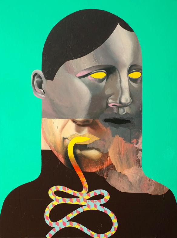 Michael Reeder | PICDIT in // painting