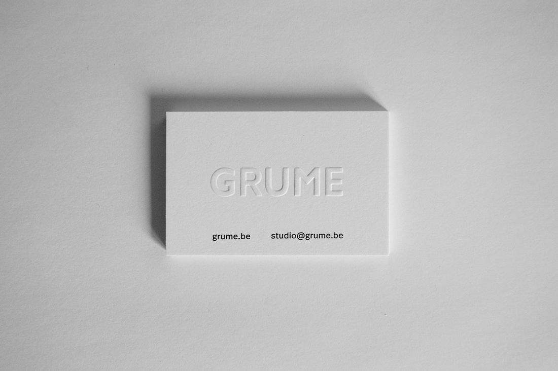 Grume - Furnitures on Behance