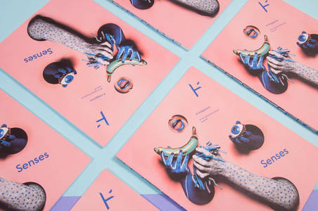A-magazine | Senses Issue on Behance
