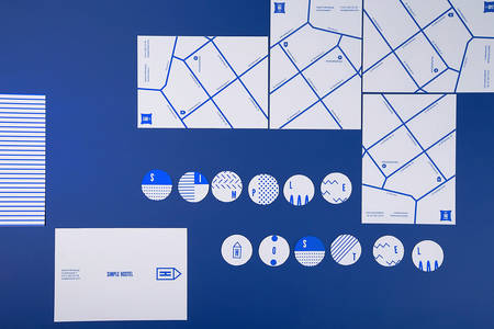 Simple Hostel on Behance