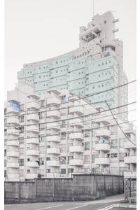 Parallel World — The New Sky Building by Yoji Watanabe, relatively...