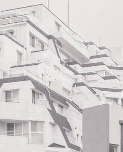 Parallel World — Distorted landscape, Shinagawa, Tokyo | © Jan...