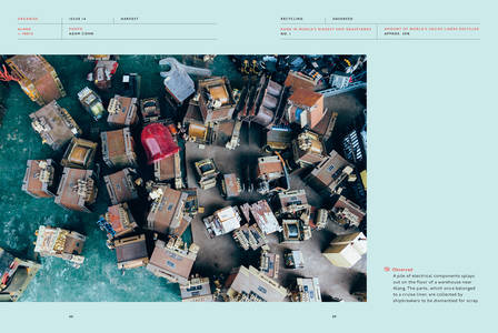Makeshift #14: Harvest Issue on Behance